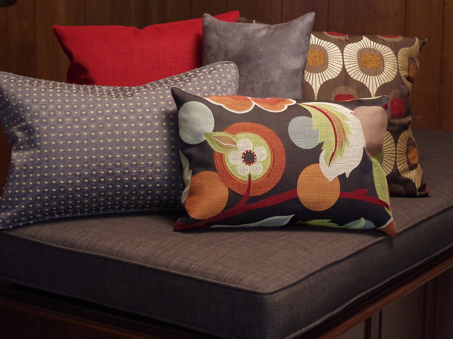 Ordinaire Sewing New And Recovering Sofa Cushions, Chair Cushions, Patio ...